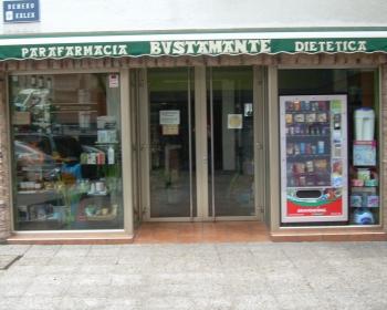 Parafarmacia Bustamante en Derio - Vizcaya