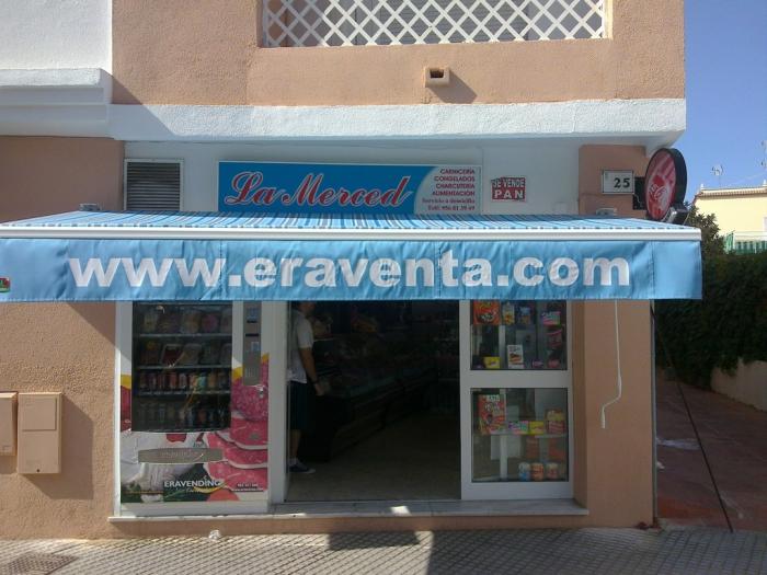 Carniceria La Merced en Rota en la provincia de Cadiz