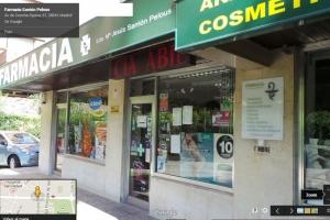 Farmacia Sarrión Pelous en Madrid