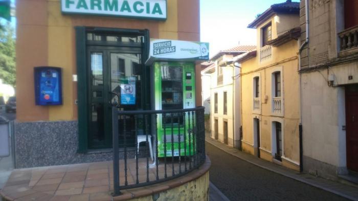 Farmacia Ana Maria en Pola de Allande - Asturias