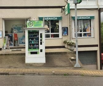 Farmacia Tomas Molina en Pontevedra - Galicia
